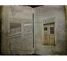 Book of Decay Photographic Print