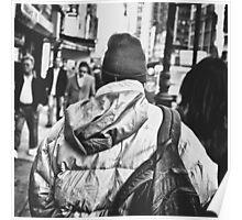 Backpack Stalking Poster