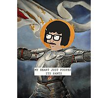Queen Belcher - Saintly Celebs Photographic Print