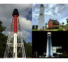 Three Different Lights Photographic Print