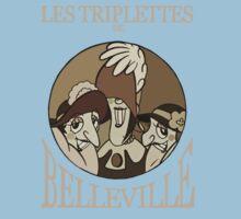 Les Triplettes De Belleville Kids Clothes
