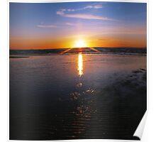 Propeller Sun Poster