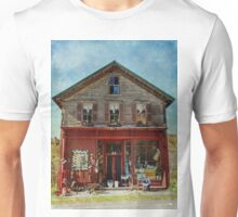 Full of baskets and history Unisex T-Shirt