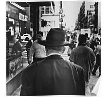 Hat Stalking Poster