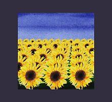 Sunflowers Field Unisex T-Shirt