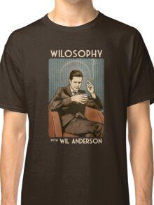Wilosophy (t-shirt) Classic T-Shirt