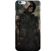 Green Arrow CW Design iPhone Case/Skin