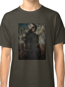 Green Arrow CW Design Classic T-Shirt