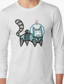 Astro Cat Long Sleeve T-Shirt