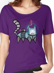 Astro Cat Women's Relaxed Fit T-Shirt