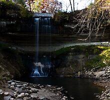 Minnehaha Falls by Sharlene Rens