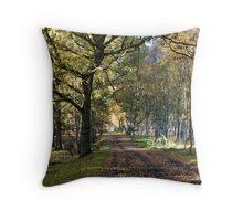 Yorkshire Throw Pillow