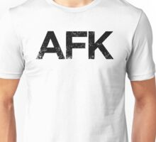 Away From Keyboard Unisex T-Shirt