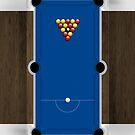 Mini Pool Table by abinning
