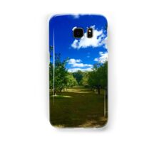 Apple Trees  Samsung Galaxy Case/Skin