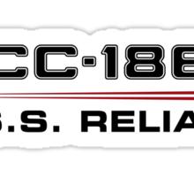 ST Registry Series - Reliant Logo Sticker