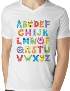 Alphabet Monsters T-Shirt