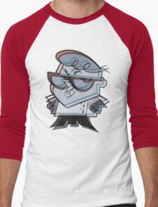 3D Dexter Men's Baseball ¾ T-Shirt