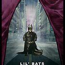 FOFOP - Lil' Bats by James Fosdike