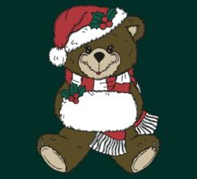 CHRISTMAS BEAR by mcdba