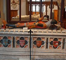 Reginald First Lord Cobham (1295-1361) by Dave Godden