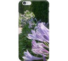 Purple Flowers... iPhone Case/Skin
