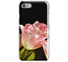 Macro Tulips iPhone Case/Skin