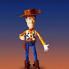 Thumbs up from Woody! by Alisdair Binning