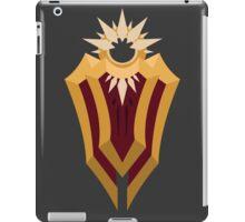Leona's Shield (BIG) iPad Case/Skin