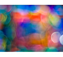 Colors Photographic Print