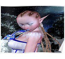 Snow Elf # 2 Poster