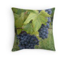An Italian Vineyard Throw Pillow