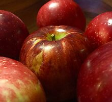 Red Apples  by Anthonycola21