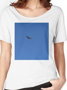 California condor at the Grand Canyon? Women's Relaxed Fit T-Shirt