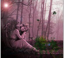 ~ Angelus Somniare ~ by Alexandra  Lexx