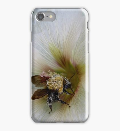 Working Overtime iPhone Case/Skin