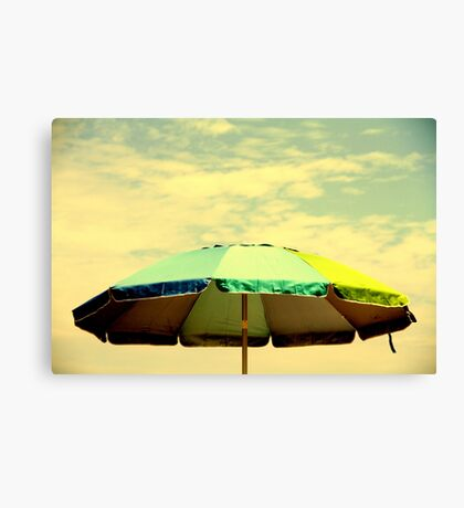 you shade up my life Canvas Print