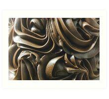 Chocolate Dream  Art Print