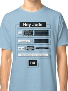 Hey Jude Classic T-Shirt