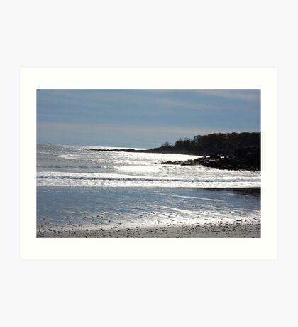Ocean Scape NH Art Print