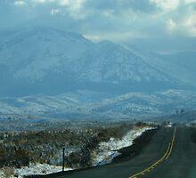 Oregon Highway 245 by BettyEDuncan