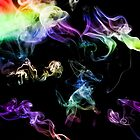 Rainbow Smoke by Sheldon Pack