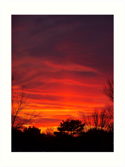 Nebulous Skies by Greg Belfrage