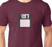 DOS Stripes Unisex T-Shirt