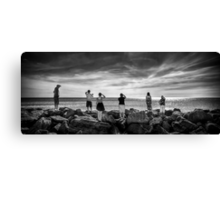 Goodbye Miss Lonely Hearts Canvas Print