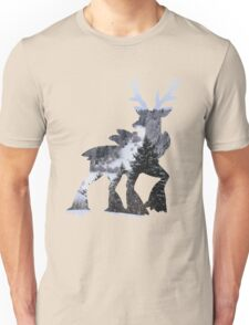Sawsbuck (winter) used natural gift Unisex T-Shirt