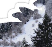 Sawsbuck (winter) used natural gift Sticker