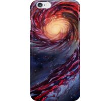 Galaxy Touch iPhone Case/Skin