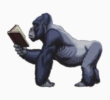 Reading Silverback Baby Tee
