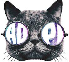 ADPI Cat Galaxy by trendysticks